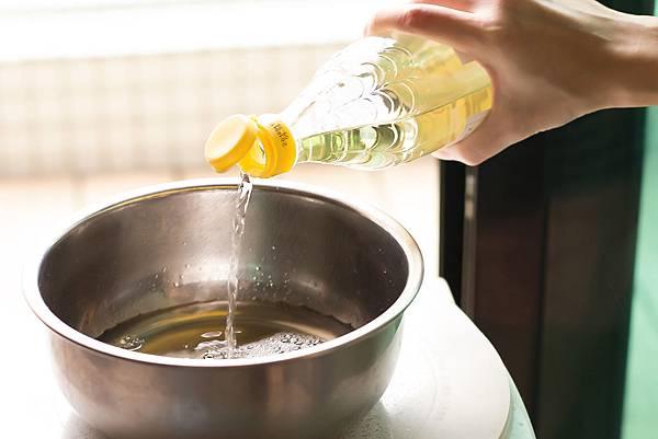 煮醋消毒法1