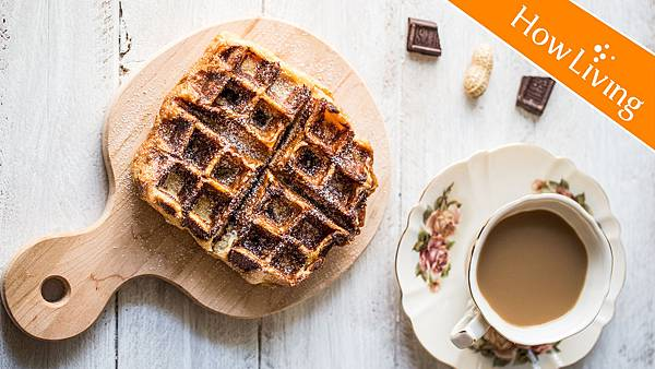花生巧克力法國鬆餅縮圖