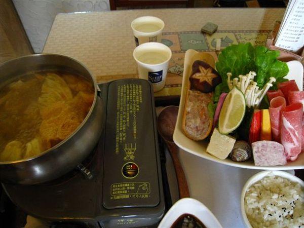 泰式檸檬香茅鍋(豬)