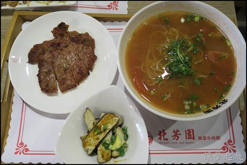 北芳園牛肉麵049