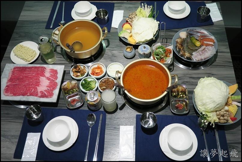 新沙洞韓國涮涮鍋036