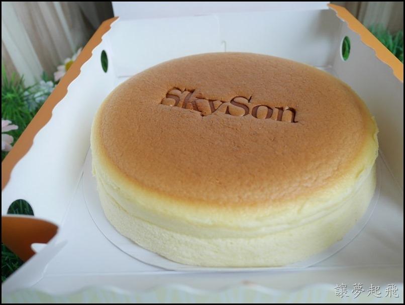 法國飛雪奶油乳酪舒芙蕾14