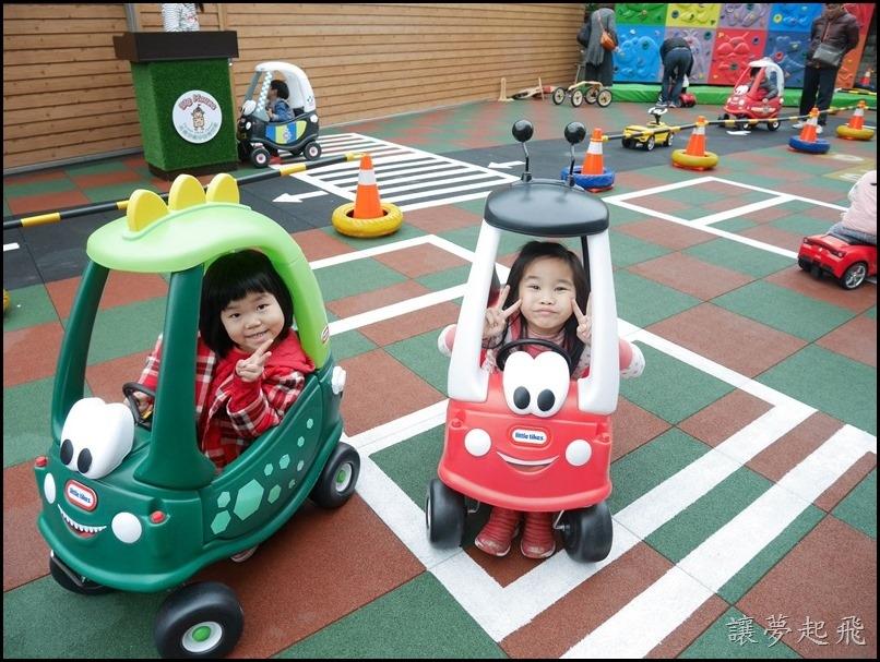 新竹湖口 大房子親子餐廳成長空間35