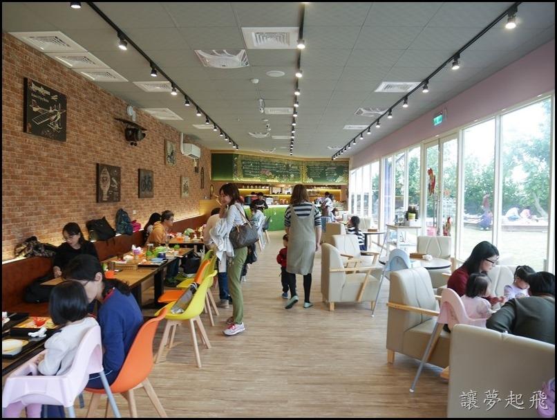 新竹湖口 大房子親子餐廳成長空間36