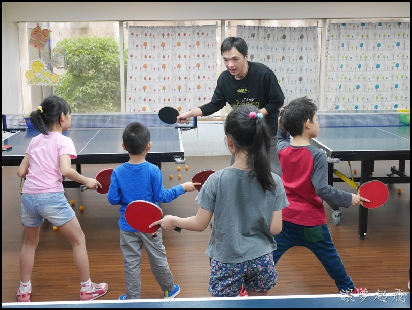 乒乓島兒童桌球038