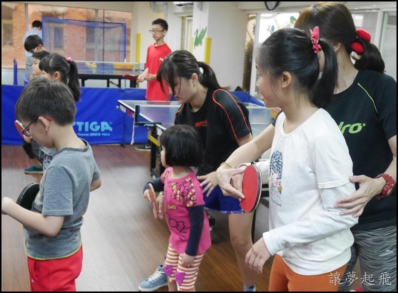 乒乓島兒童桌球 5