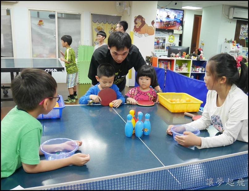 乒乓島兒童桌球128