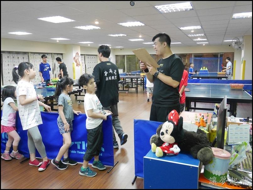 乒乓島兒童桌球11