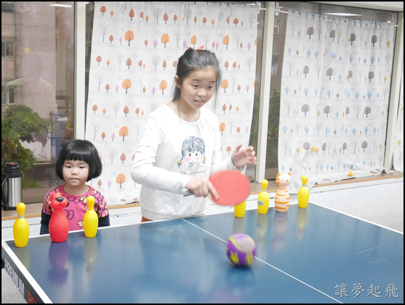 乒乓島兒童桌球186