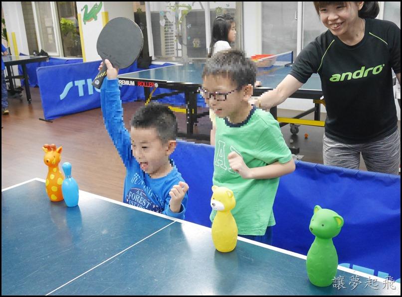 乒乓島兒童桌球 13