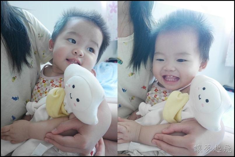 幸福米寶有機棉 3