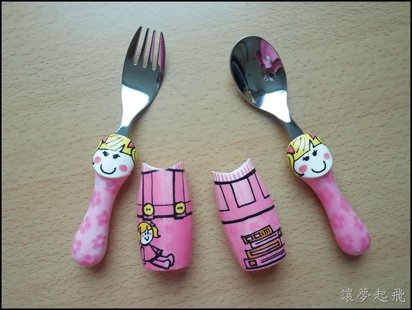 EAT4FUN】醫療級不鏽鋼316兒童餐具016