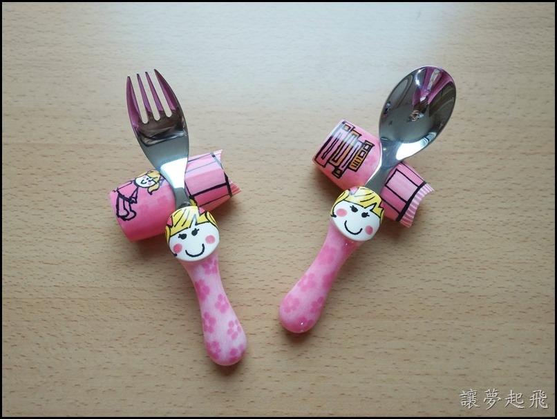 EAT4FUN】醫療級不鏽鋼316兒童餐具024