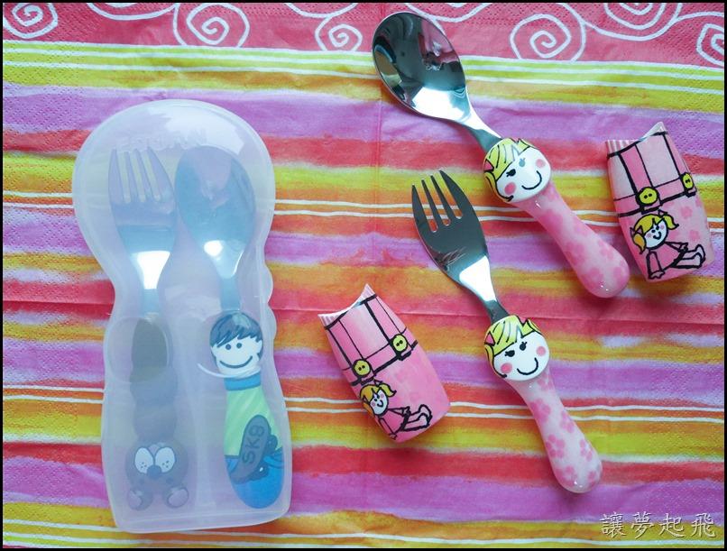 EAT4FUN】醫療級不鏽鋼316兒童餐具031