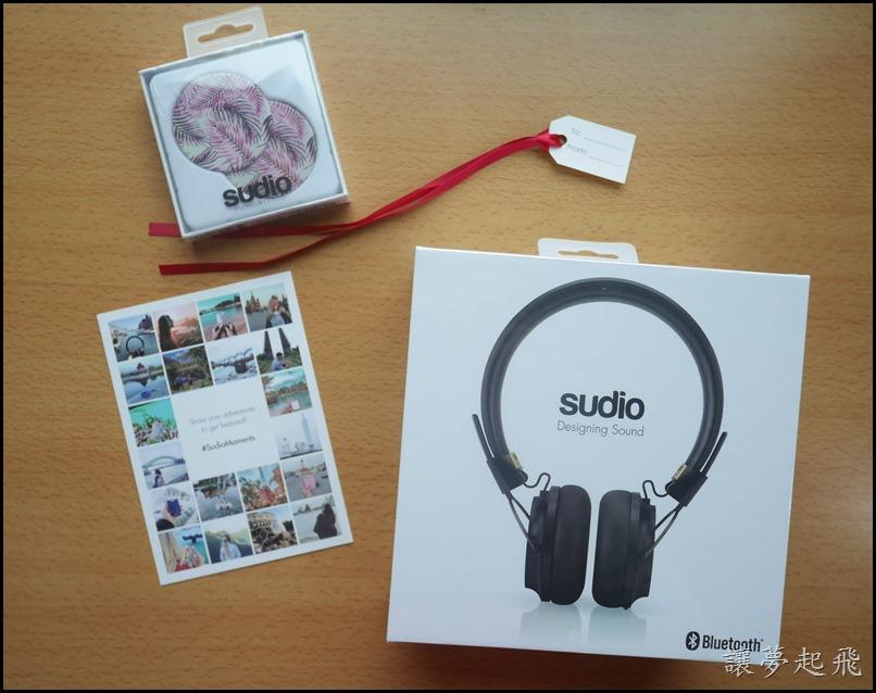 Sudio X Regent藍牙耳機005