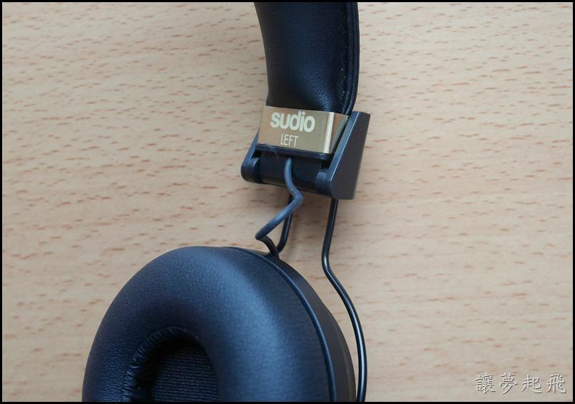 Sudio X Regent藍牙耳機037