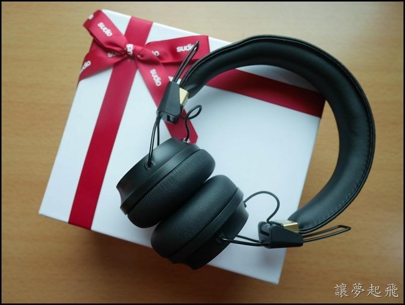 Sudio X Regent藍牙耳機093