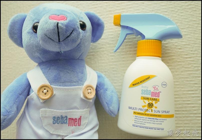 施巴嬰兒防曬乳002