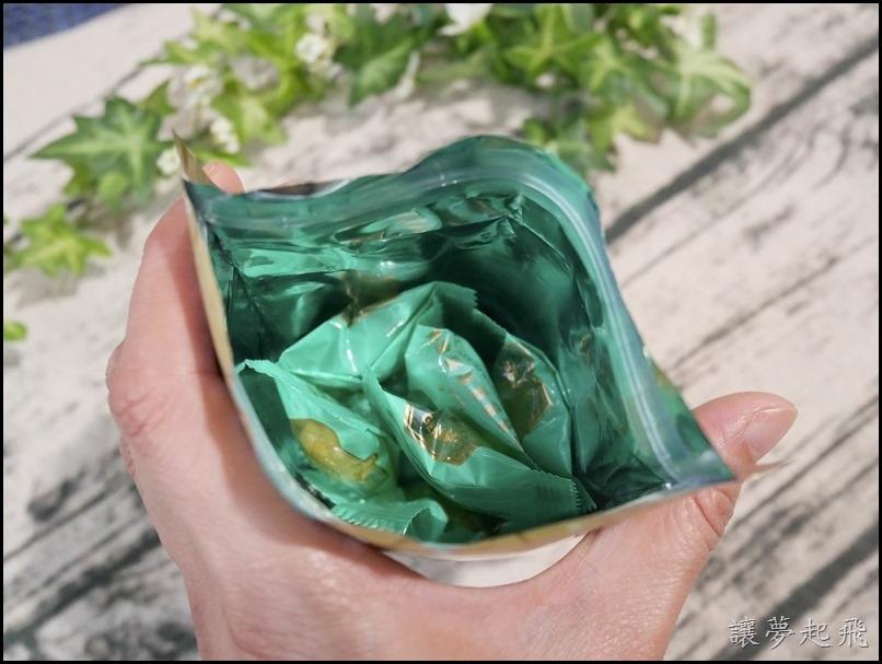 綠蜂膠潤喉糖153