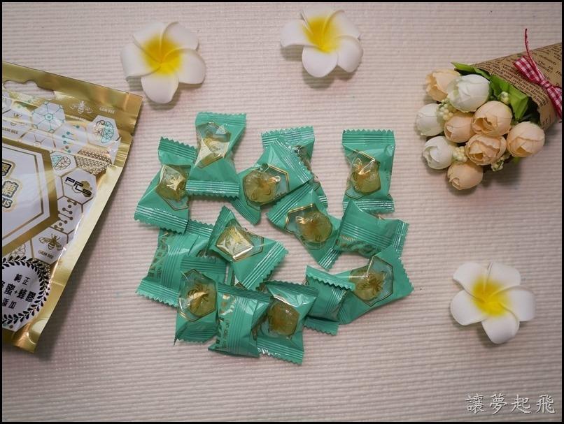 綠蜂膠潤喉糖170