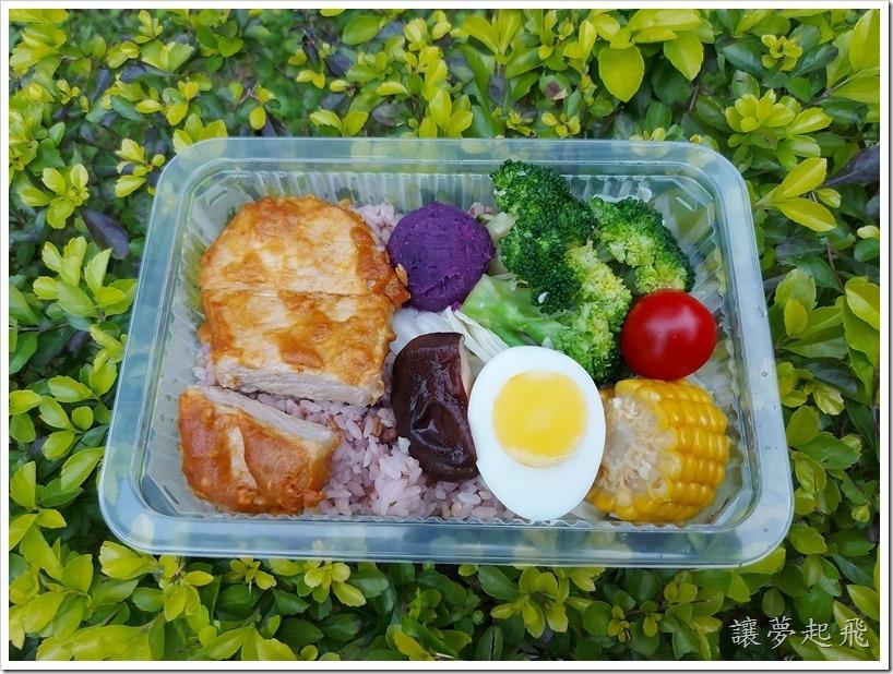 双得健康餐盒044