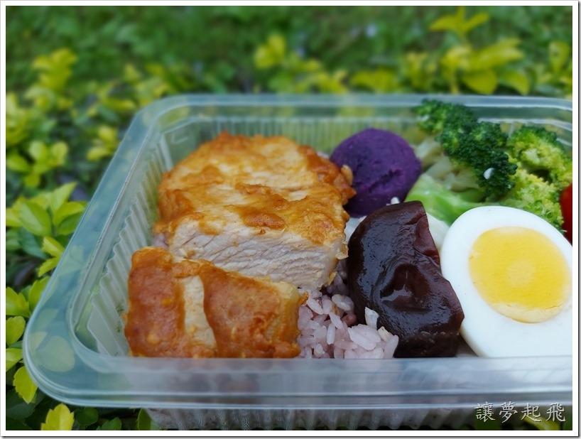 双得健康餐盒046