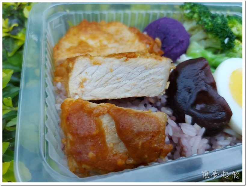 双得健康餐盒058