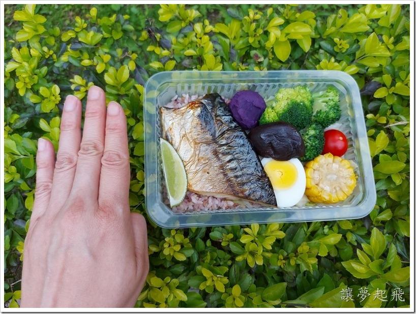 双得健康餐盒075