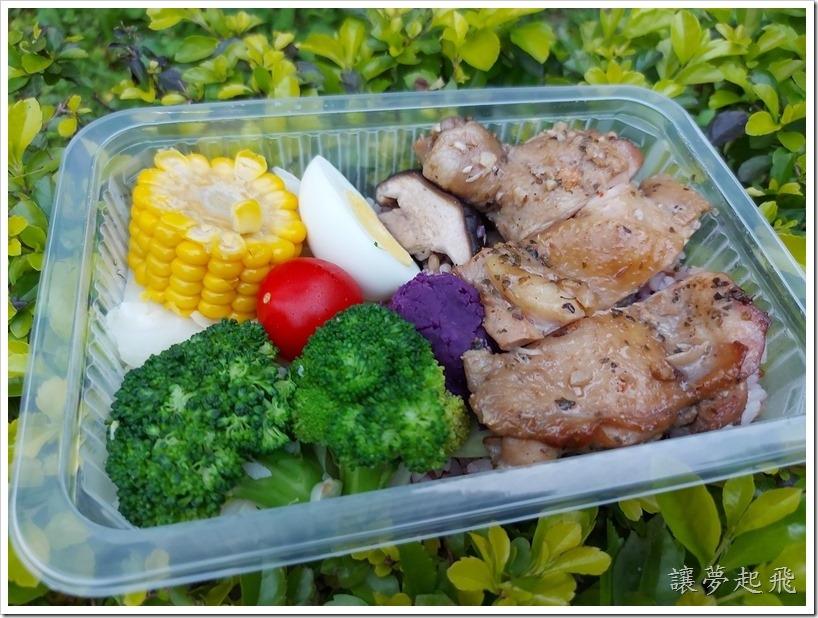 双得健康餐盒096