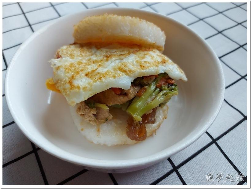 喜生米漢堡073