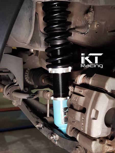 KT Racing KT避震器 KT suspension SUBARU LEGACY BR9