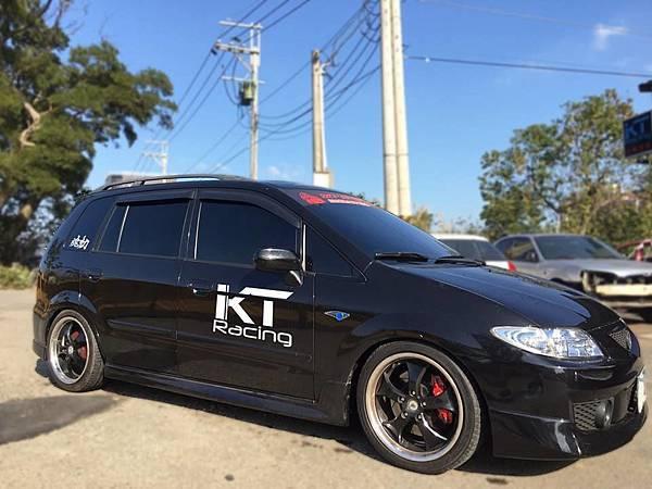 KT Racing KT避震器 KT suspension MAZDA PREMACY