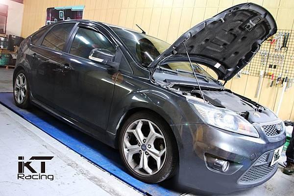 KT Racing KT避震器 KT suspension FORD FOCUS MK2