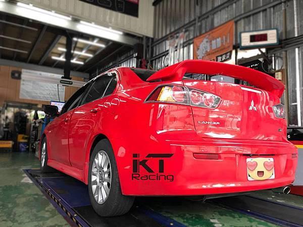 KT Racing KT避震器 KT suspension MITSHBISHI FORTIS