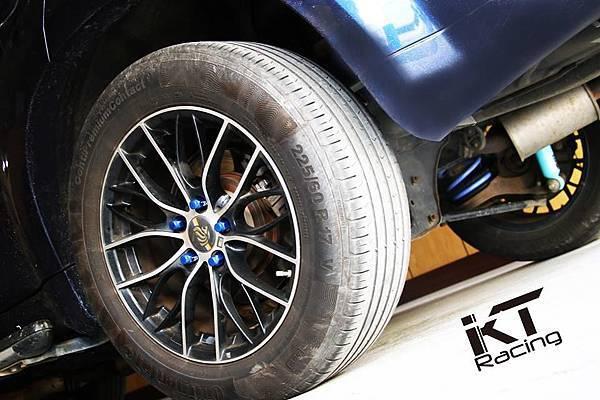 KT Racing KT避震器 KT suspension FORD ESCAPE