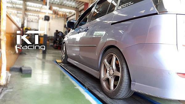 KT Racing KT避震器 KT suspension MAZDA 5 MAZDA5