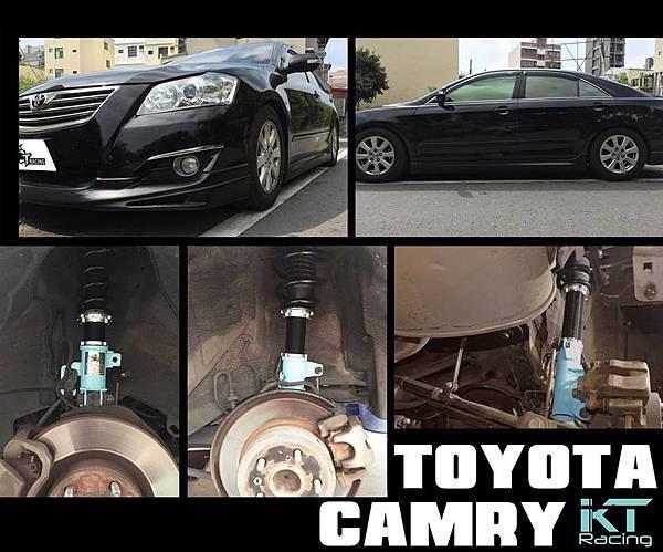 KT Racing KT避震器 KT suspension TOYOTA CAMRY