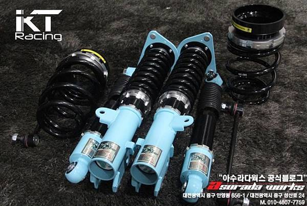 KT Racing KT避震器 KT suspension HYUNDAI SANTA FE