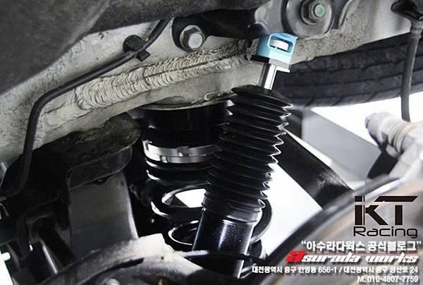 KT Racing KT避震器 KT suspension HYUNDAI SANTA FE