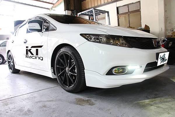 KT Racing KT避震器 KT suspension HONDA CIVIC 9