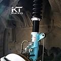 KT Racing KT避震器 KT suspension MITSUBISHI OUTLANDER