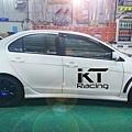 KT Racing KT避震器 KT suspension MITSUBISHI FORTIS