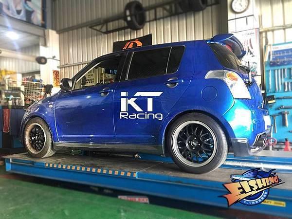 KT Racing KT避震器 KT suspension SUZUKI SWIFT
