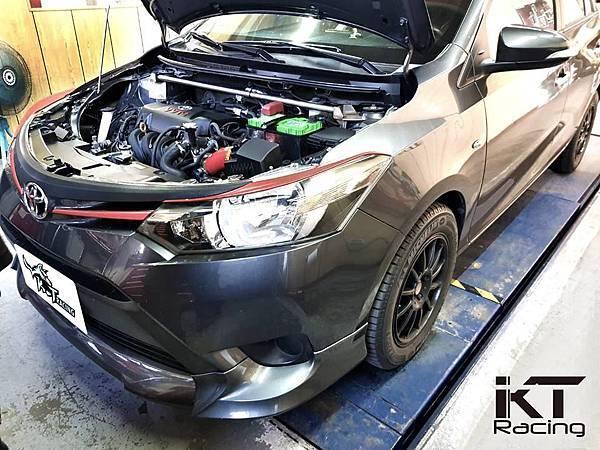 KT Racing KT避震器 KT suspension TOYOTA VIOS