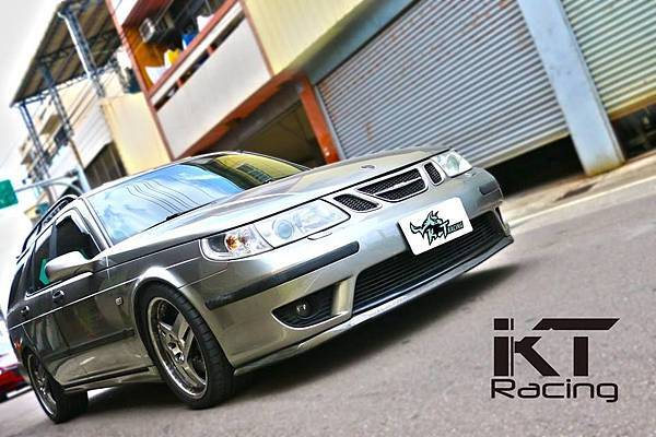 KT Racing KT避震器 KT suspension SAAB 9-5