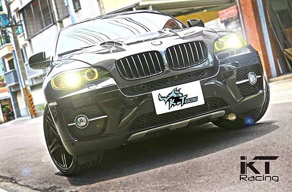 KT Racing KT避震器 KT suspension BMW X6