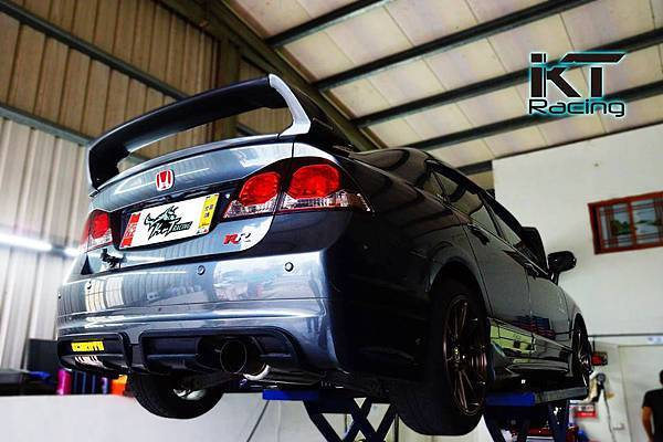 KT Racing KT避震器 KT suspension KT coilover HONDA CIVIC8 FD1