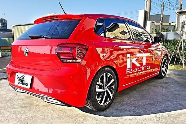 KT Racing KT避震器 KT suspension KT coilover VOLKSWAGEN POLO MK6