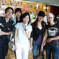 裁判王老師、斑比、我、雞咪和本妹