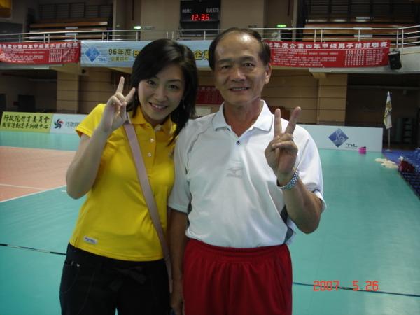 和台電吳坤沛教練